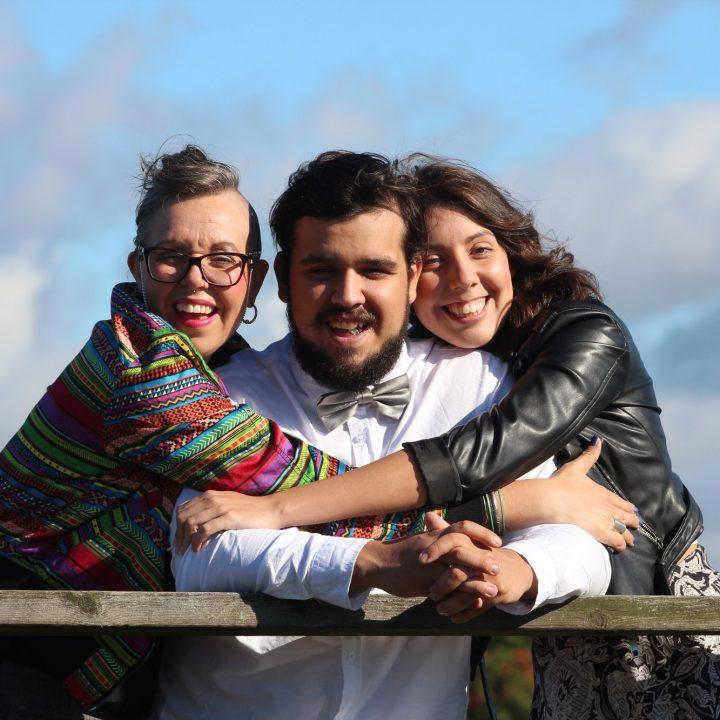 Syskon-trio