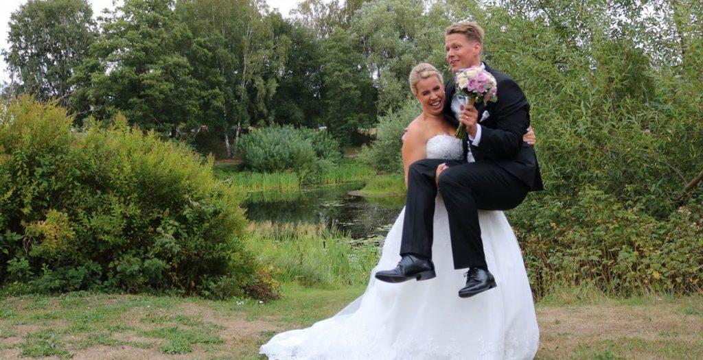 Bröllopsyra - Evelina och Kalle
